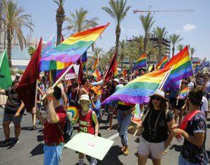 מצעד גאווה תחת אבטחה כבדה – העיקר שעבר בשלום.