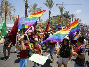 היום ייערך מצעד הגאווה בעיר