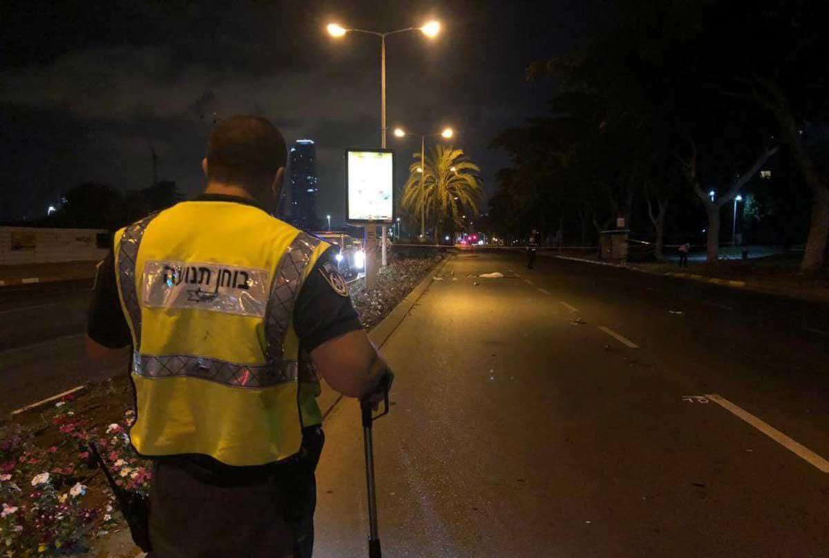 ערב תשעה באב: צעיר כבן 20 נהרג בתאונה קטלנית באשדוד