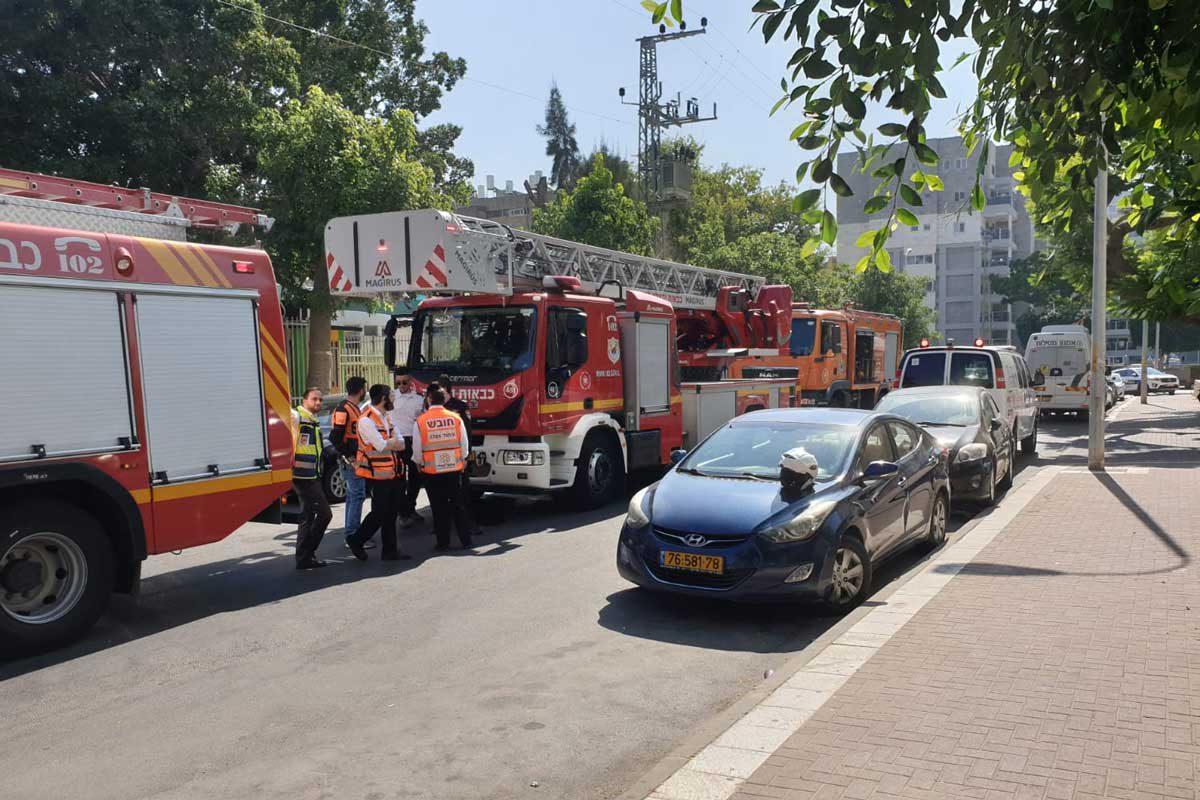 עיר מדליקה: שריפה שניה תוך 3 ימים