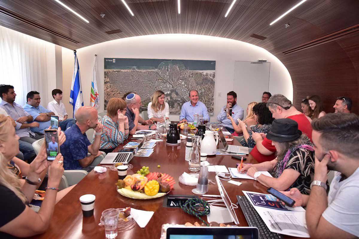 אשדוד, פלטפורמת האיקומרס של ישראל