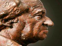 הלך לעולמו יקיר העיר אשדוד ,הפסל והצייר ברוך וינד (93).