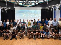 כנס הורים ותלמידים פרויקט מצוינות בכדורסל מקיף ז׳