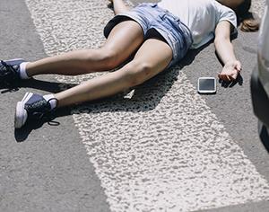 385 אלף ₪ פיצוי לתלמידה שנפגעה ברגלה על ידי רכב