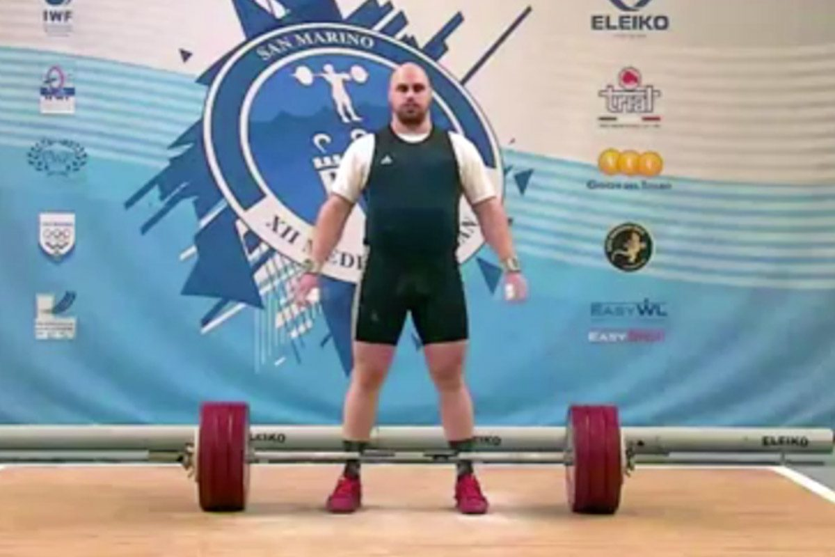 ארתור מוגורדומוב ודוד ליטבינוב שברו 2  שיאי ישראל