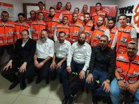 20 חובשים נוספו לאיחוד הצלה באשדוד