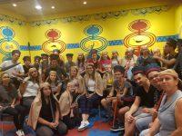 חילופי נוער בסימן 'להנציח ולנצח'