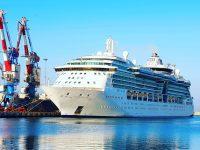 נמל אשדוד חותם עונת שיא: פי 3 אוניות קרוז הפוקדות את הנמל