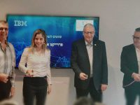חברת ההייטק העולמית יבמ משיקה מרכז פיתוח חדש באשדוד