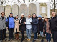 המסע לפולין של תלמידי מקיף ג'
