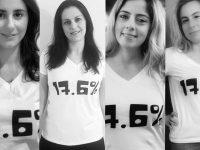 מגדילות את הממוצע הנשי בפוליטיקה
