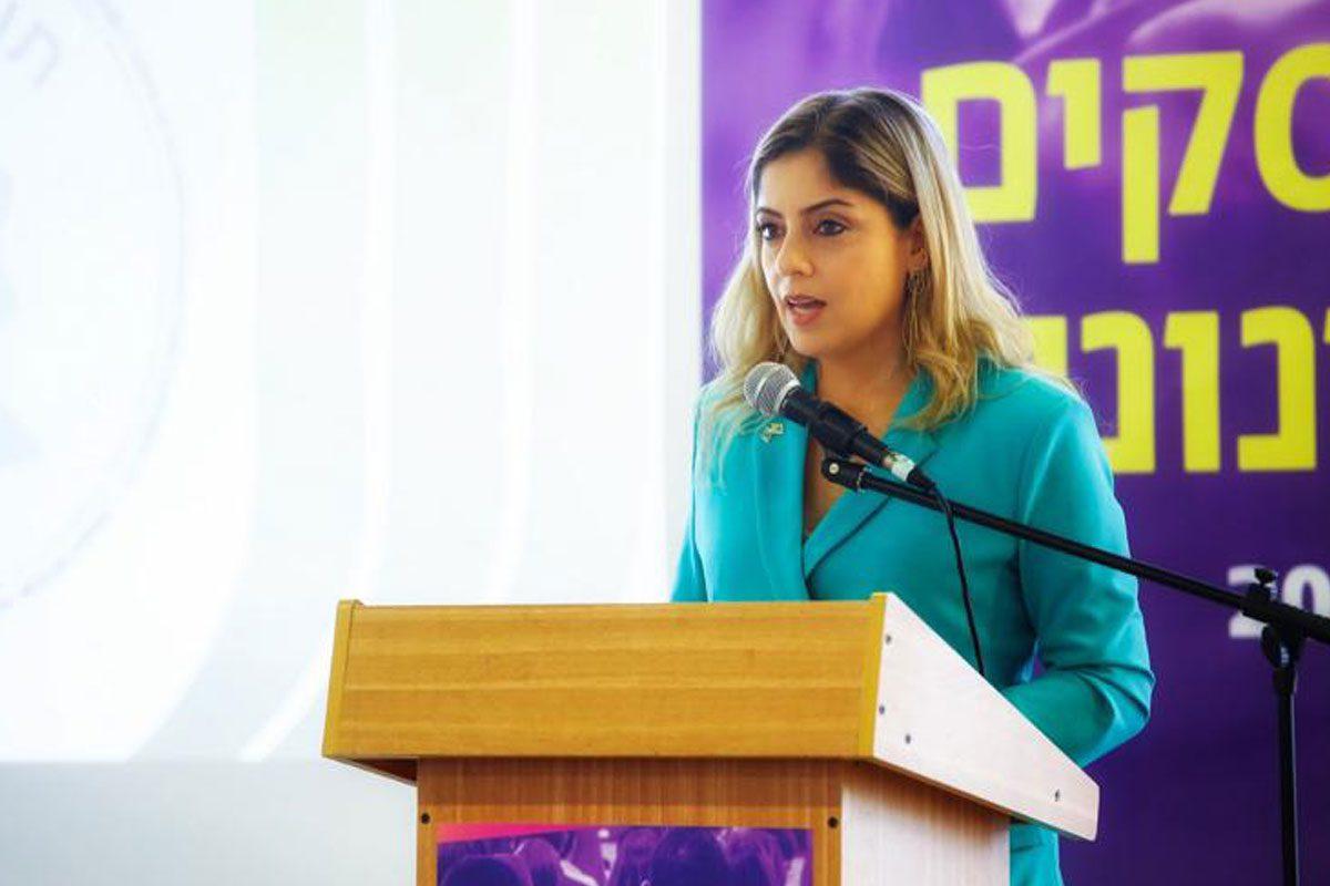 שרון מרק: ״העסקים בעיר במצוקה לאור הפיכת העיר לאדומה והחשש מהסגר״