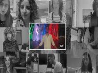 """אמנים צעירים מאשדוד בביצוע משותף לשיר """"לא לבד"""""""
