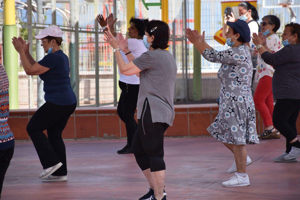גם הגיל השלישי חוזר לפעילות גופנית
