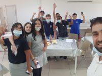 חמד של נוער: סמינר עמיתים ראשון בזום בארצי של בתי הספר היסודיים בחמ'ד אשדוד.