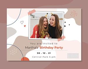 איך לעצב הזמנה ליום הולדת