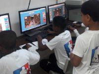 """חברת נגב אקולוגיה תרמה עשרות מחשבים עבור ילדי """"בית יוסי"""""""