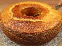 מתכון מתוק מנצח של אהובה אלפרון: עוגה לימונית קלילה!