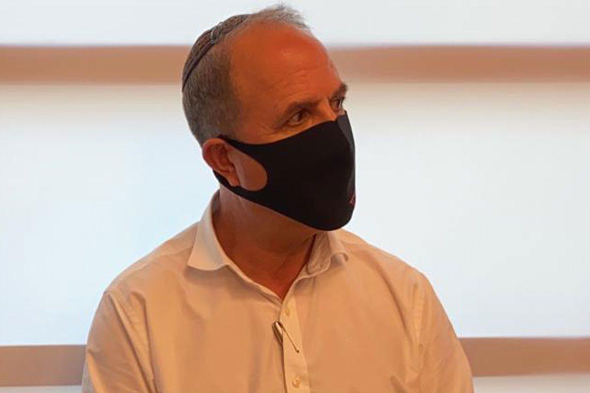ד״ר יחיאל לסרי: ״אשדוד מתקרבת להיות אדומה״