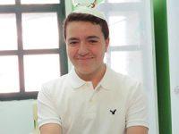 """אורי זרביב, תלמיד ישיבת אמית, נבחר ליו""""ר מועצת התלמידים"""