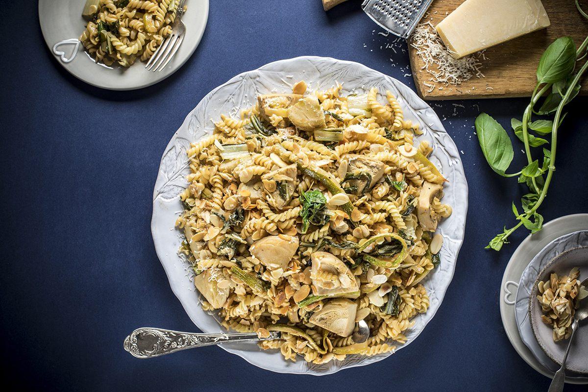 ארוחה קלה להכנה וטעימה – פסטה ירוקים