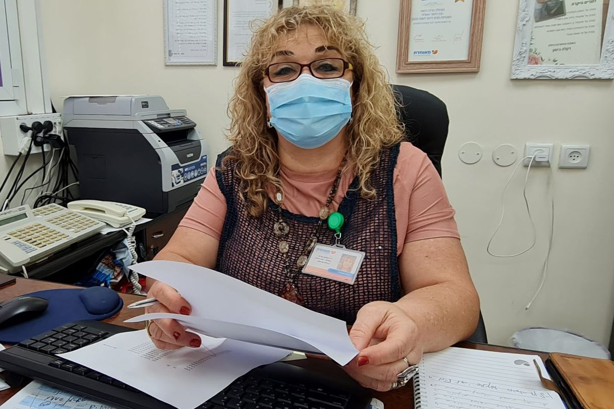 """""""נגיף הקורונה זה לא שפעת, בואו להתחסן!"""""""