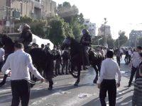 11 מפרי סדר נעצרו בהפרות הסדר ברובע ג׳