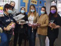 מחזירים לקהילה: תלמידי מקיף ה׳ אפו עוגות למטופלי האשפוזית