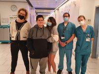 ניצלו חייו של נער בן 14 לאחר שטופל באקמו