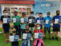 """בי""""ס מוריה – מקום ראשון באליפות המתמטיקה העירונית"""