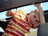 כללי בטיחות בדרכים – שכחת ילדים ברכב