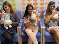 משפחה אחת – שלוש לידות