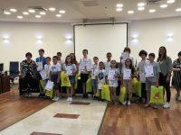 מי זכה באולימפיאדתהמתמטיקההעירוניתלשנת2020?