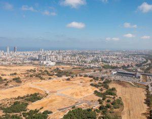 אזור פיתוח א' לקריית פרס באשדוד