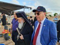 הפטריארךתיאופילוסהשלישיביקר באשדוד