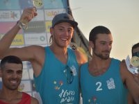 קווין קוזמיצו'ב מאשדוד קטף את אליפות ישראל