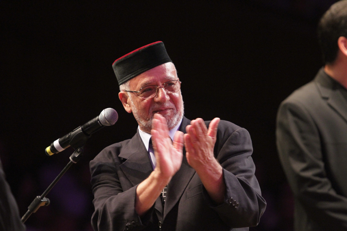 התזמורת האנדלוסית הישראלית אשדודמציגה:
