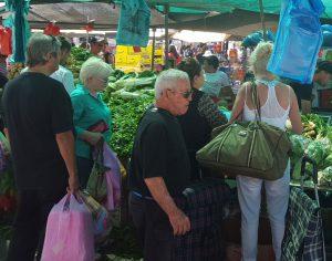 השוק העירוני בחגי תשרי