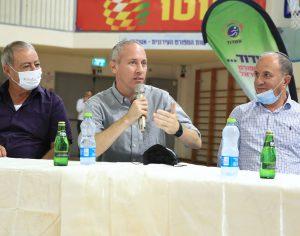 שר התרבות והספורט חילי טרופר: ״אשדוד היא מודל לעיר ספורט״