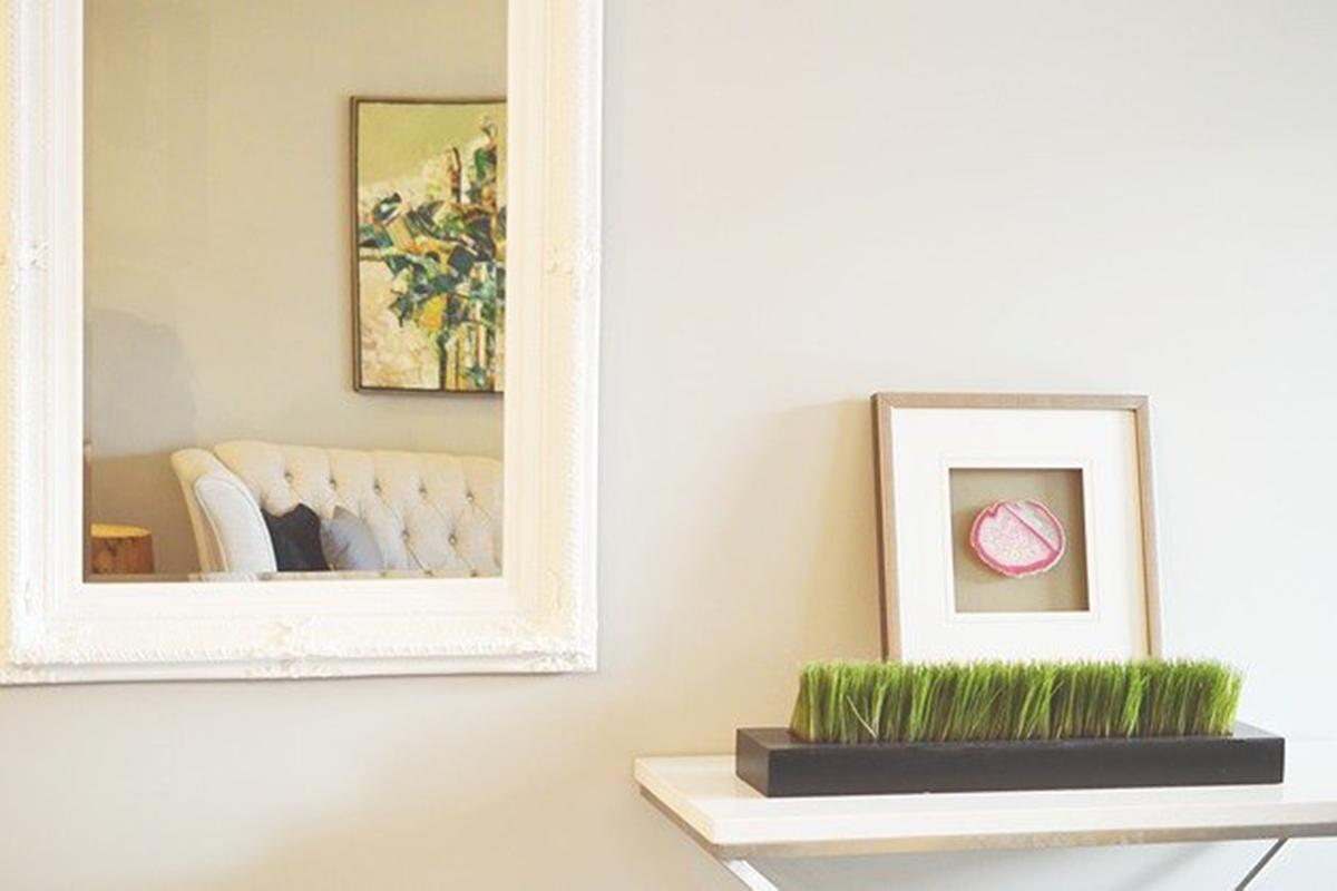 כיצד להציג יצירות אמנות בבית?
